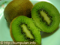 Buah Kiwi Banyak Manfaatnya